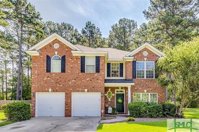 6 Tea Olive Circle, Pooler, GA 31322 (MLS #217665) :: Teresa Cowart Team