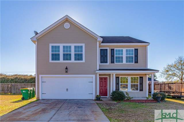 202 Windsong Drive, Rincon, GA 31326 (MLS #217686) :: Bocook Realty