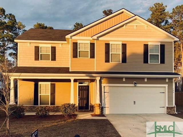 132 Greyfield Circle, Savannah, GA 31407 (MLS #217698) :: Teresa Cowart Team