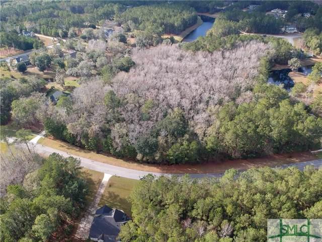 516 Savannah Road Lot 113, Richmond Hill, GA 31324 (MLS #217871) :: The Arlow Real Estate Group