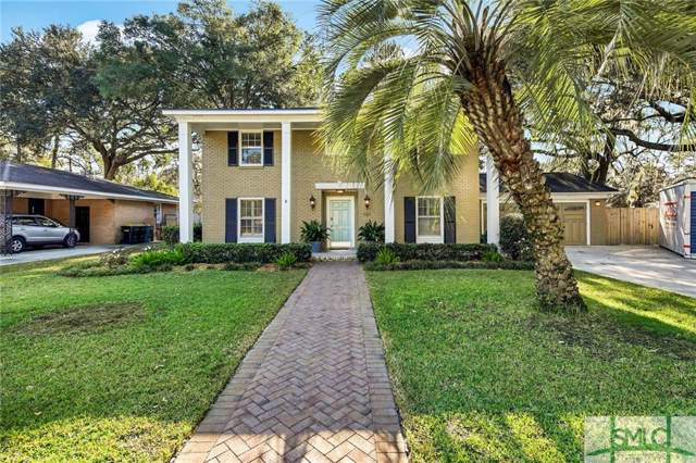 101 E 56th Street, Savannah, GA 31405 (MLS #217904) :: Liza DiMarco