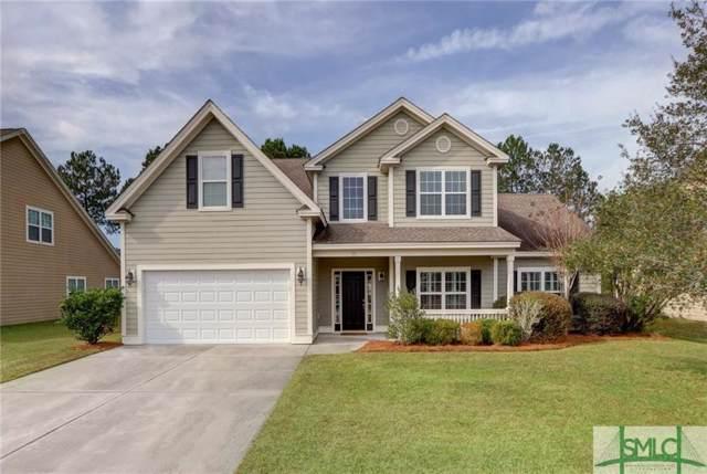 19 Olde Gate Court, Pooler, GA 31322 (MLS #217906) :: Heather Murphy Real Estate Group