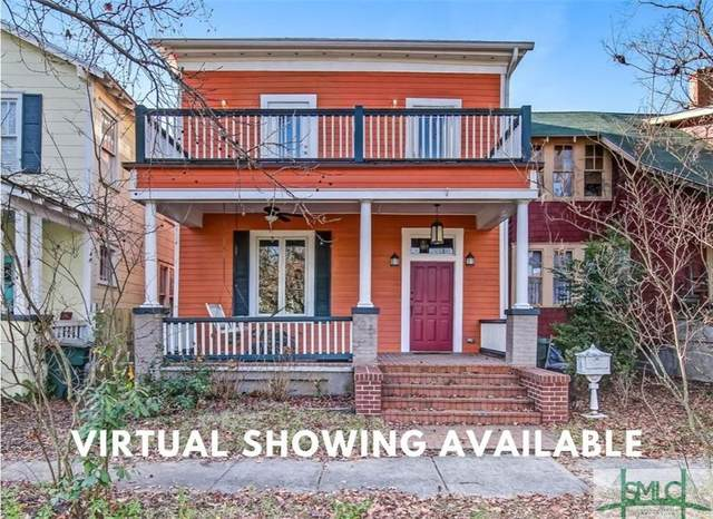 609 E 40th Street, Savannah, GA 31401 (MLS #217962) :: Heather Murphy Real Estate Group