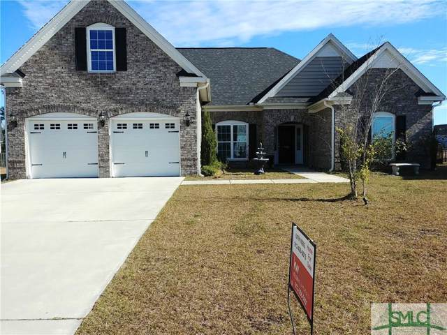 900 Kingswood Drive, Richmond Hill, GA 31324 (MLS #218022) :: The Arlow Real Estate Group