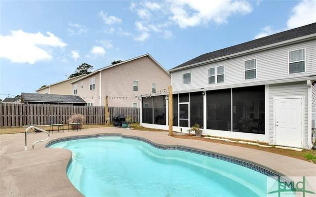 5 Melody Drive, Pooler, GA 31322 (MLS #218034) :: The Sheila Doney Team