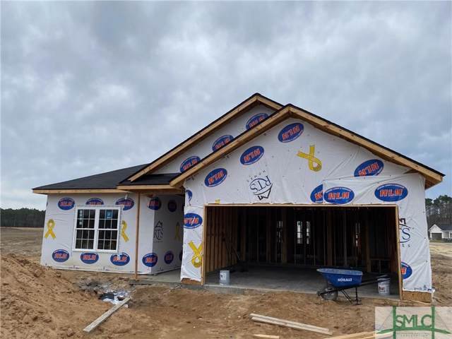 302 Huntington Drive NE, Ludowici, GA 31316 (MLS #218140) :: McIntosh Realty Team