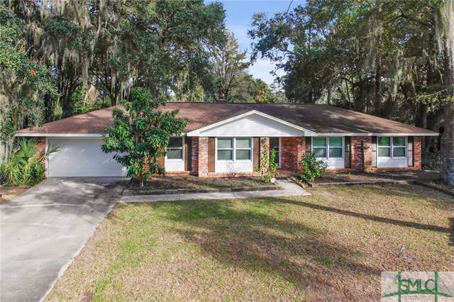 1109 Wilmington Island Road, Savannah, GA 31410 (MLS #218146) :: The Arlow Real Estate Group