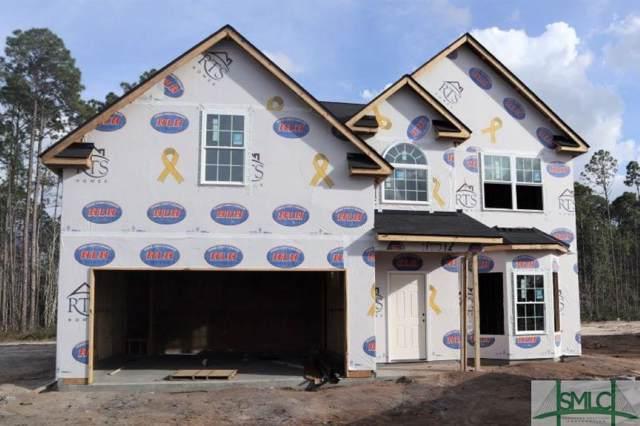 1049 Sweetbay Court, Hinesville, GA 31313 (MLS #218157) :: McIntosh Realty Team