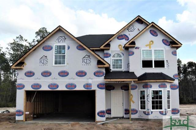 1039 Sweetbay Court, Hinesville, GA 31313 (MLS #218159) :: McIntosh Realty Team