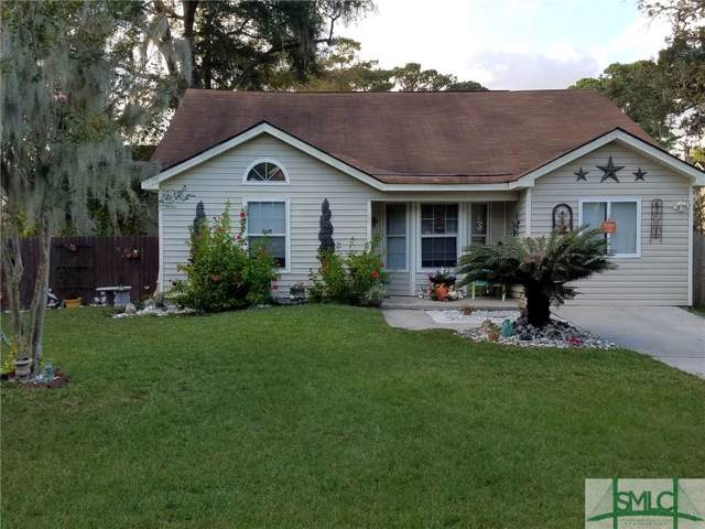 560 Oemler Loop Loop, Savannah, GA 31410 (MLS #218186) :: The Arlow Real Estate Group