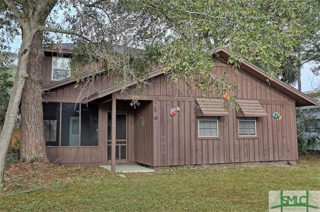 809 Lovell Avenue, Tybee Island, GA 31328 (MLS #218201) :: Teresa Cowart Team