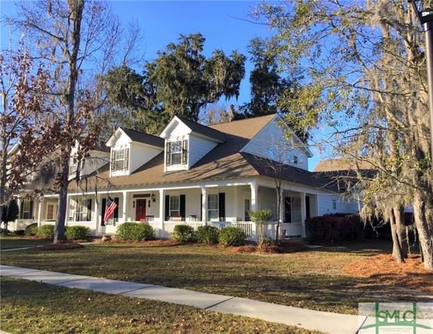 11 Oakhaven Lane, Savannah, GA 31419 (MLS #218225) :: The Randy Bocook Real Estate Team