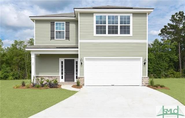 26 Julliard Court, Savannah, GA 31419 (MLS #218226) :: Heather Murphy Real Estate Group