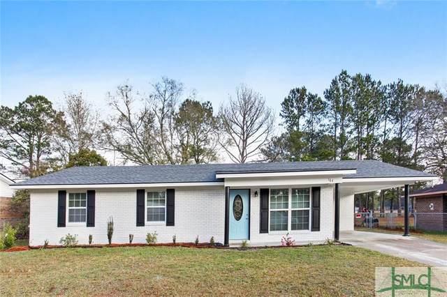 164 Sequoia Circle, Hinesville, GA 31313 (MLS #218354) :: The Arlow Real Estate Group
