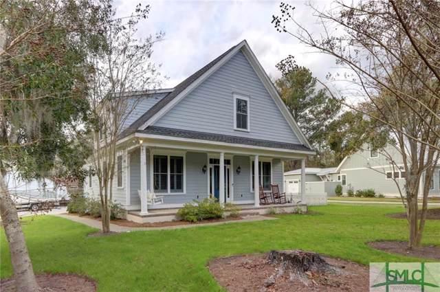 49 Tidewater Road, Savannah, GA 31406 (MLS #218360) :: Liza DiMarco