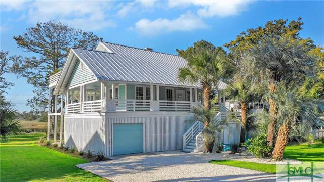 1103 Jones Avenue, Tybee Island, GA 31328 (MLS #218376) :: McIntosh Realty Team