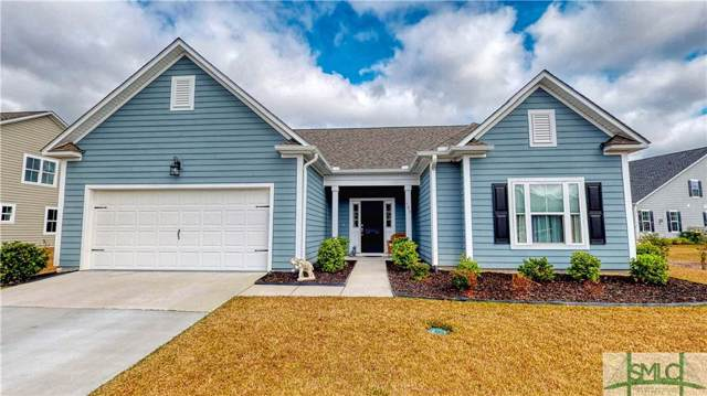 100 Oakdene Road, Pooler, GA 31322 (MLS #218466) :: Teresa Cowart Team
