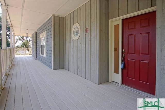 49 Cuddy Lane #22, Midway, GA 31320 (MLS #218524) :: Level Ten Real Estate Group