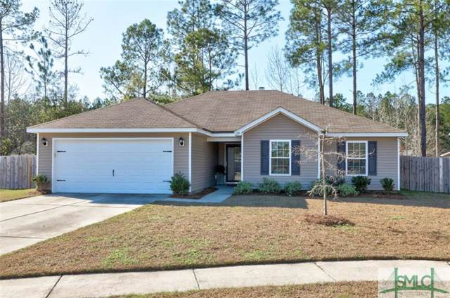 155 Blackwater Way, Springfield, GA 31329 (MLS #218646) :: Coastal Savannah Homes