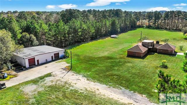 12404 Highway 280 Highway E, Ellabell, GA 31308 (MLS #218651) :: The Sheila Doney Team