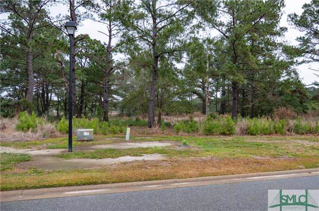 Lot 2 Jerico Marsh Road, Midway, GA 31320 (MLS #218673) :: Partin Real Estate Team at Better Homes and Gardens Real Estate Legacy