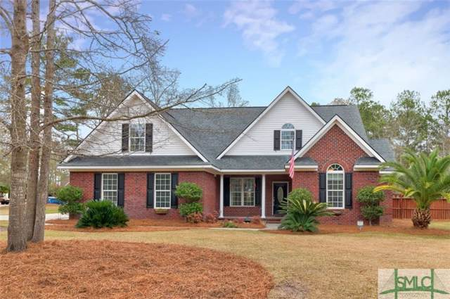 322 Westminster Drive, Guyton, GA 31312 (MLS #218681) :: The Arlow Real Estate Group