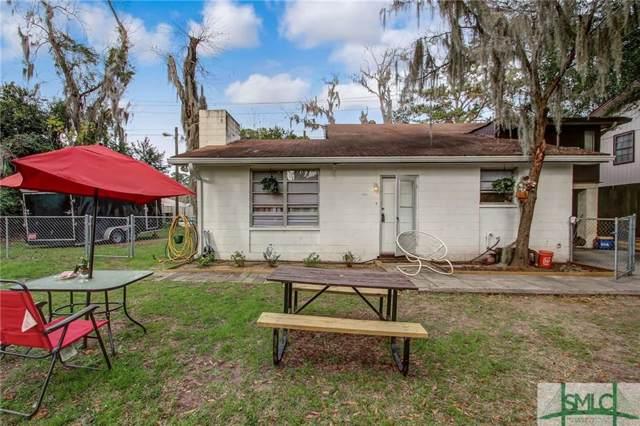 1132 Shannon Avenue, Savannah, GA 31406 (MLS #218710) :: The Arlow Real Estate Group
