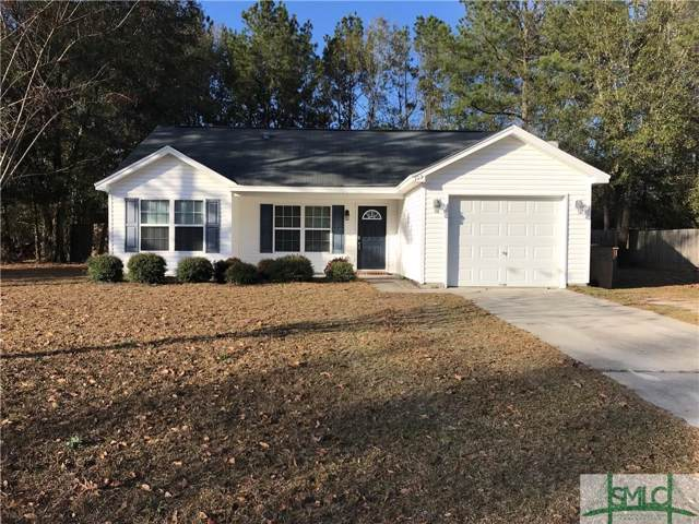 105 Knotty Pine Circle, Springfield, GA 31329 (MLS #218759) :: Bocook Realty