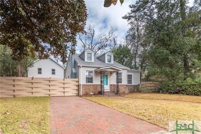 510 Durant Avenue, Savannah, GA 31404 (MLS #218816) :: Heather Murphy Real Estate Group