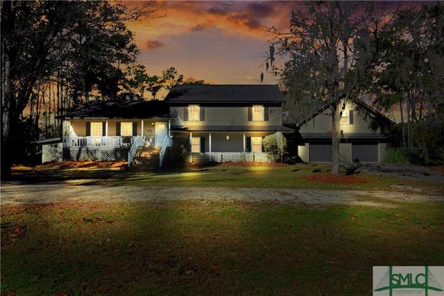 374 Mill Run Road, Richmond Hill, GA 31324 (MLS #218894) :: The Randy Bocook Real Estate Team