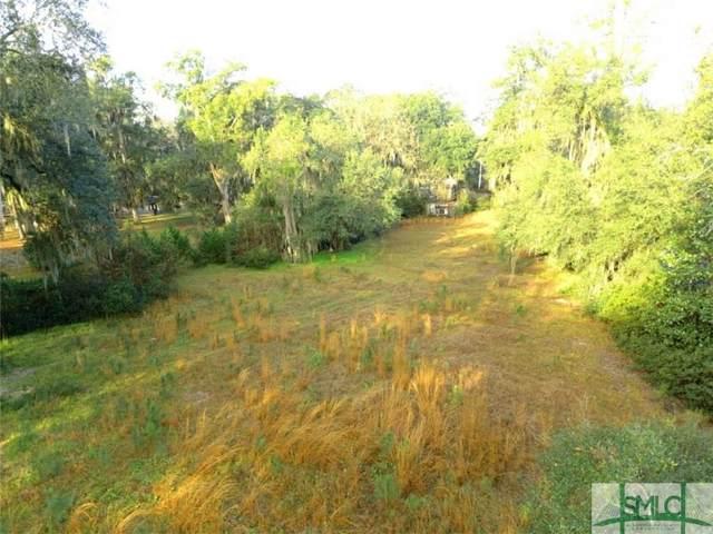 Lot 1 Lake Drive, Midway, GA 31320 (MLS #218902) :: The Randy Bocook Real Estate Team