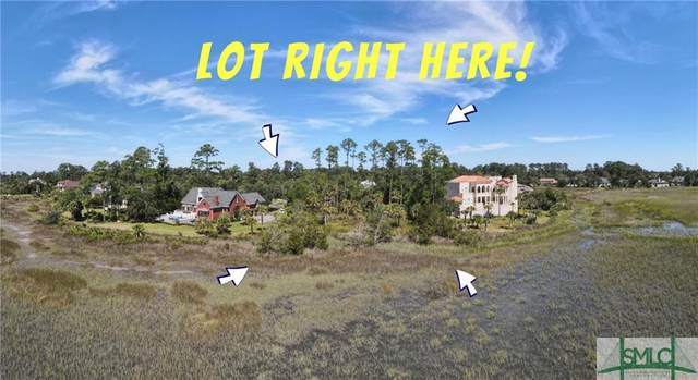 103 E Key Island Drive, Savannah, GA 31410 (MLS #218943) :: Level Ten Real Estate Group