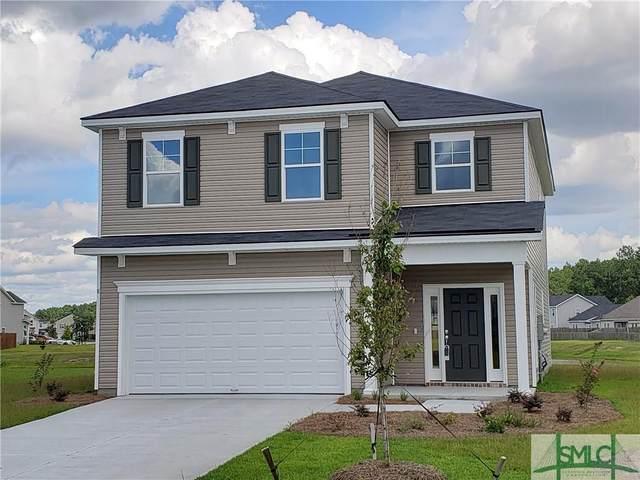 8 Mirror Lake Drive, Savannah, GA 31407 (MLS #218961) :: Keller Williams Realty-CAP