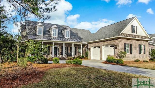 206 Spanton Crescent, Pooler, GA 31322 (MLS #218996) :: The Sheila Doney Team