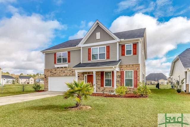 54 Winslow Circle, Savannah, GA 31409 (MLS #219017) :: McIntosh Realty Team