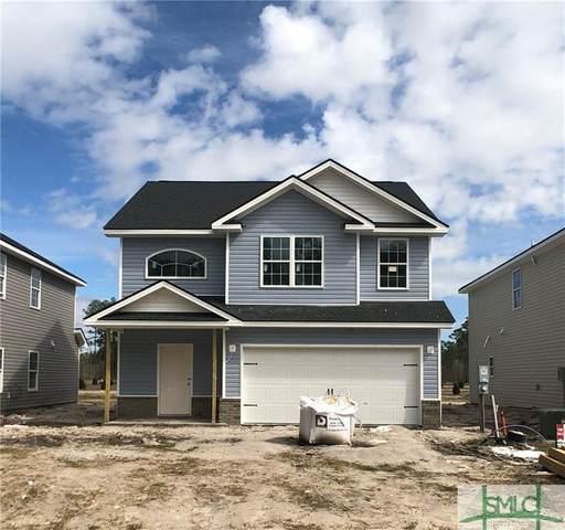 159 Hamlet Court, Hinesville, GA 31313 (MLS #219026) :: Keller Williams Coastal Area Partners