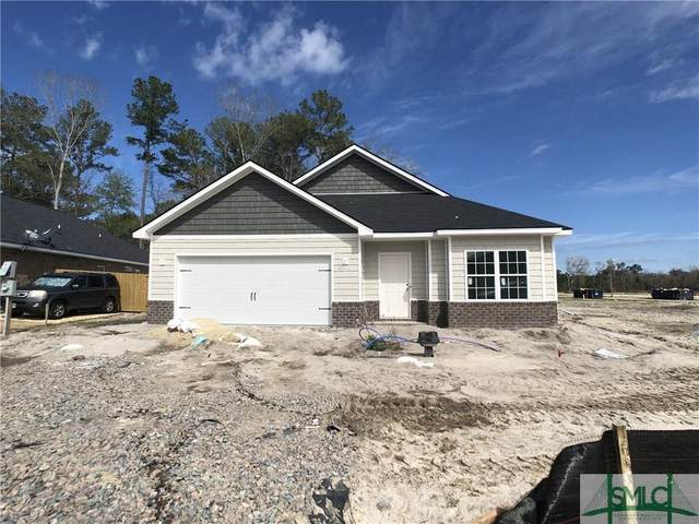 304 Fairview Circle, Hinesville, GA 31313 (MLS #219027) :: Heather Murphy Real Estate Group