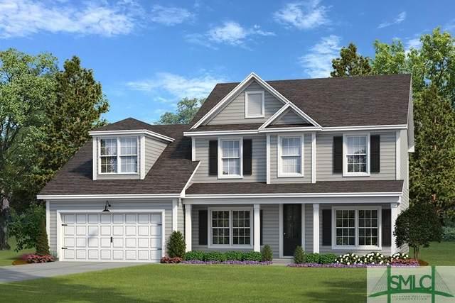 111 Minning Loop, Richmond Hill, GA 31324 (MLS #219118) :: The Arlow Real Estate Group