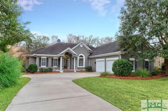71 White Oak Bluff, Savannah, GA 31405 (MLS #219131) :: The Sheila Doney Team