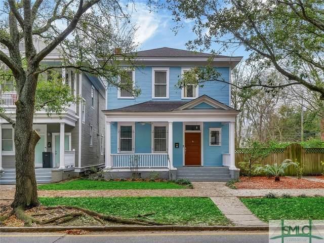 741 E Henry Street, Savannah, GA 31401 (MLS #219208) :: Keller Williams Realty-CAP