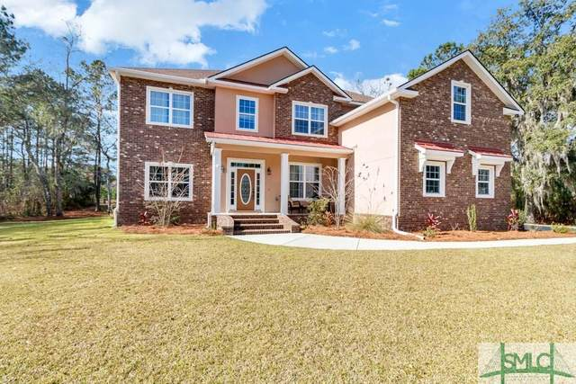 220 Saint Catherine Circle, Richmond Hill, GA 31324 (MLS #219282) :: Heather Murphy Real Estate Group