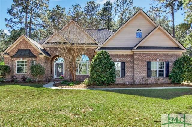 400 Kingston Circle, Richmond Hill, GA 31324 (MLS #219289) :: The Arlow Real Estate Group