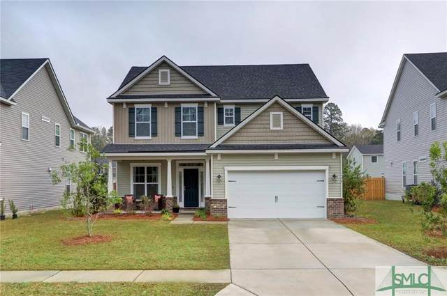 238 Whitaker Way N, Richmond Hill, GA 31324 (MLS #219490) :: The Arlow Real Estate Group