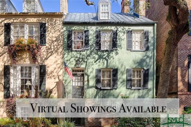18 E Jones Street, Savannah, GA 31401 (MLS #219588) :: Liza DiMarco