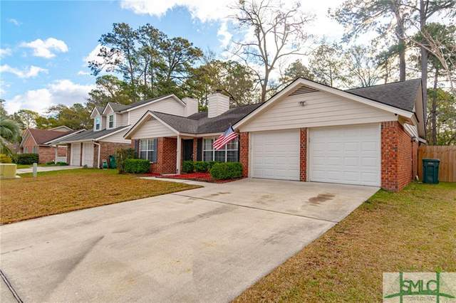 117 Penn Station, Savannah, GA 31410 (MLS #219643) :: The Arlow Real Estate Group