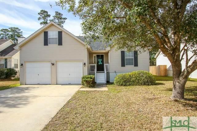 123 Rivermarsh Drive, Savannah, GA 31419 (MLS #219654) :: The Arlow Real Estate Group