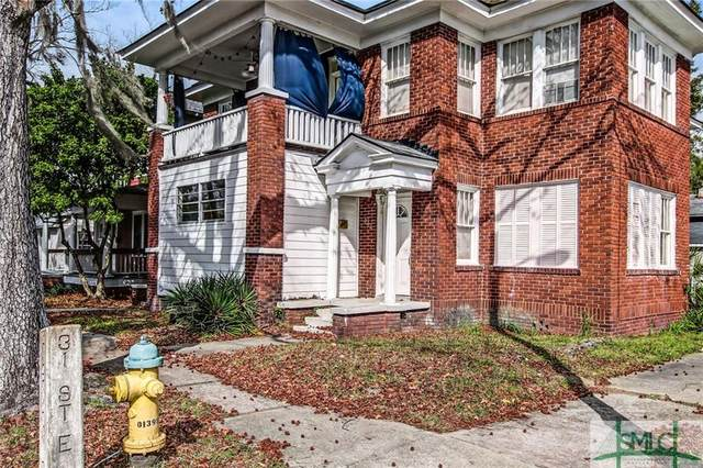 830 E 31St Street, Savannah, GA 31401 (MLS #219662) :: Liza DiMarco