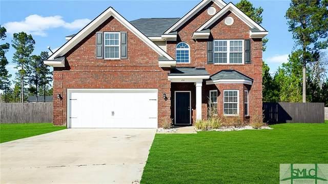 44 Mount Vernon Terrace, Ludowici, GA 31316 (MLS #219663) :: Bocook Realty