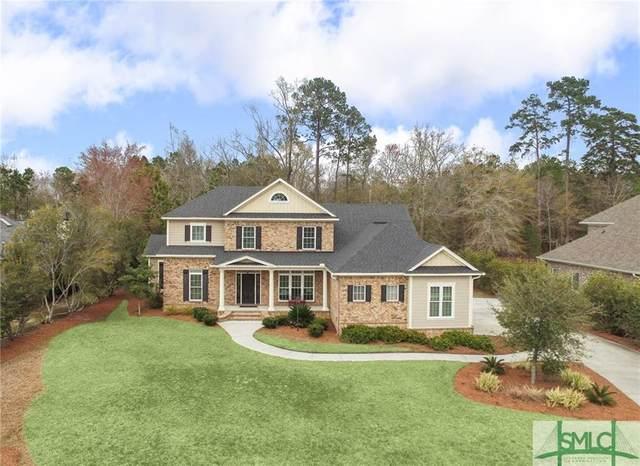 25 Crestwood Drive, Savannah, GA 31405 (MLS #219702) :: McIntosh Realty Team