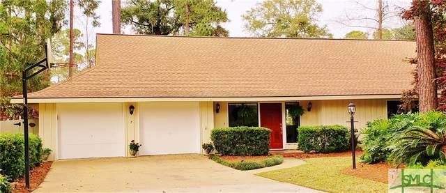 7 Lachlan Lane, Savannah, GA 31411 (MLS #219983) :: Bocook Realty